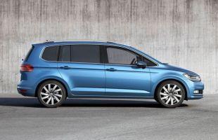 Nowy Volkswagen Touran już w produkcji