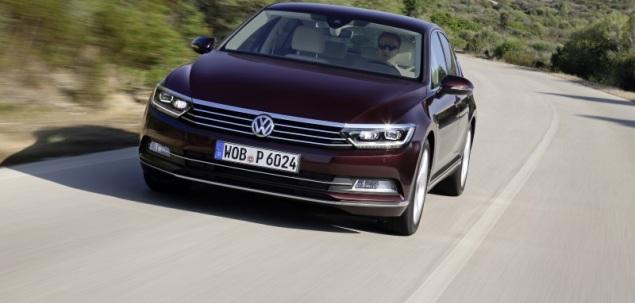 Nowy Volkswagen Passat na zdjęciach