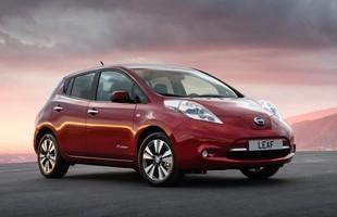 Nowy, lepszy Nissan Leaf
