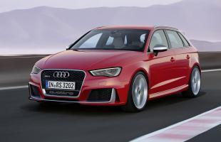 Oficjalnie: Audi RS3 Sportback