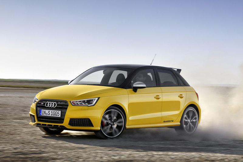 Audi S1 i S1 Sportback oficjalnie