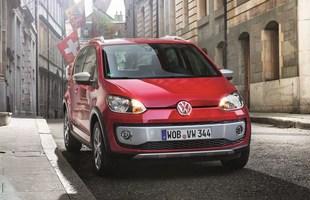 Oficjalnie: Będzie Volkswagen Cross Up!