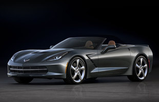Chevrolet Corvette Stingray Kabriolet