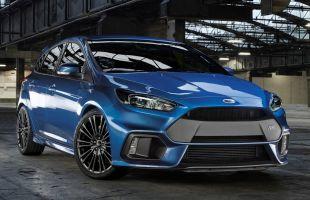 Oficjalnie: Ford Focus RS