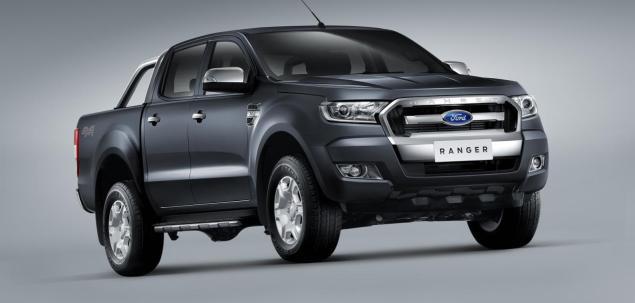 Oficjalnie: Ford Ranger po liftingu