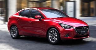 Oficjalnie: Mazda 2 sedan