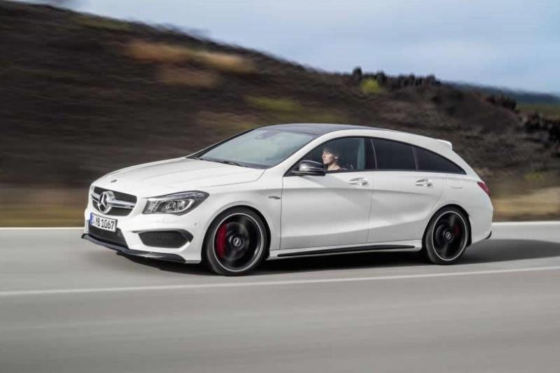Oficjalnie: Mercedes CLA Shooting Brake