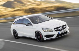 Oficjalnie: Mercedes CLA Shooting Brake