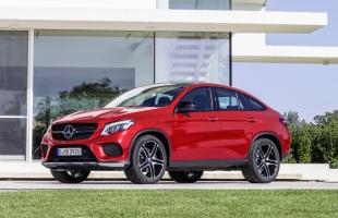 Oficjalnie: Mercedes GLE Coupe