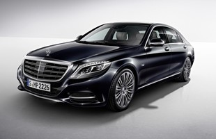 Mercedes S600 oficjalnie