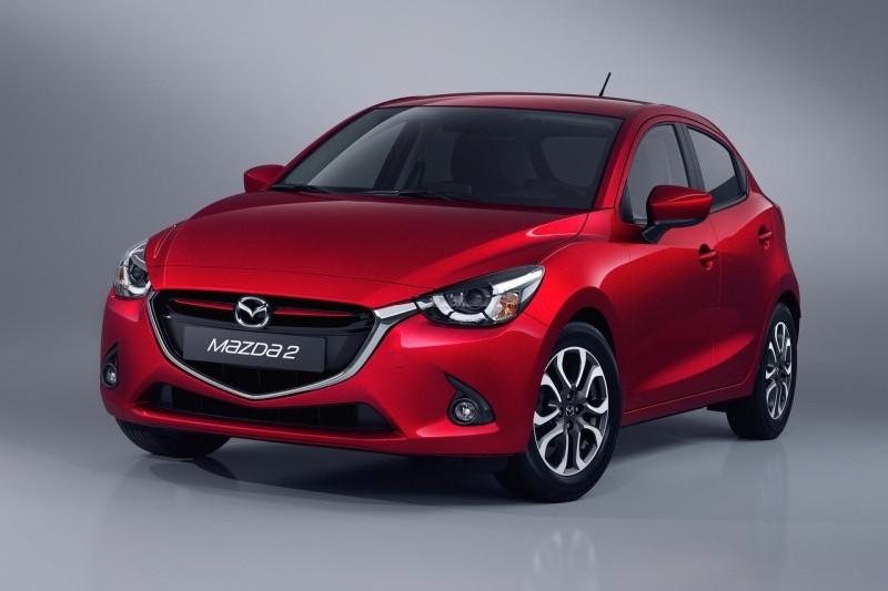 Oficjalnie: nowa Mazda 2