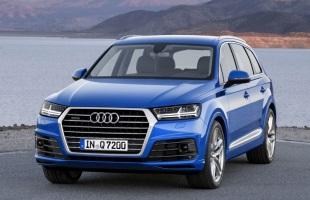 Nowe Audi Q7