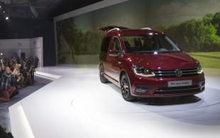 Oficjalnie: nowy Volkswagen Caddy