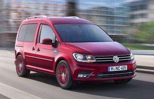 Nowy VW Caddy