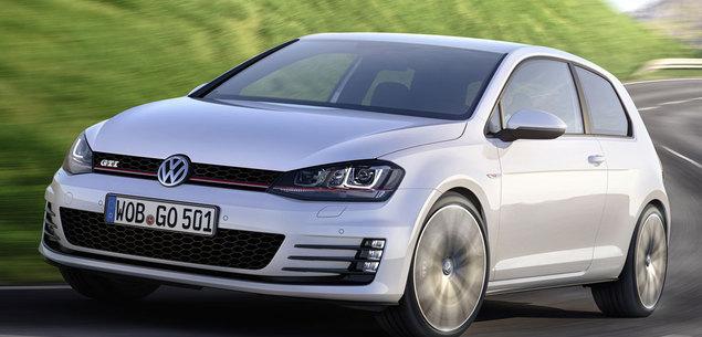 Oto nowy Volkswagen Golf GTI