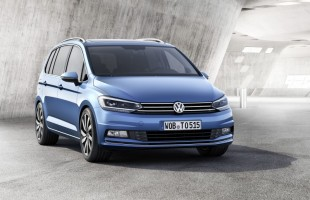 Oficjalnie: nowy Volkswagen Touran