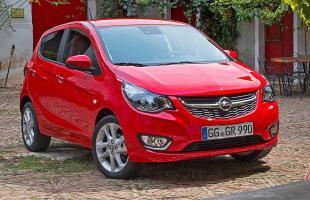 Oficjalnie: Opel Karl