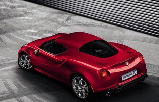 Produkcyjna Alfa Romeo 4C