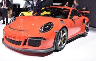 Oficjalnie: Porsche 911 GT3 RS