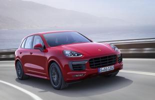 Oficjalnie: Porsche Cayenne GTS