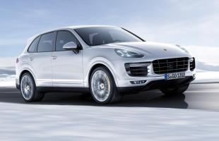 Oficjalnie: Porsche Cayenne Turbo S