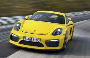 Oficjalnie: Porsche Cayman GT4