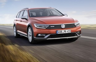 Oficjalnie: Volkswagen Passat Alltrack