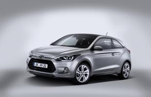 Hyundai i20 Coupe oficjalnie