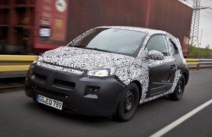 Opel Adam. Powalczy z Upem!?