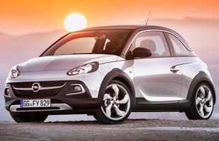 Opel Adam Rocks. Nowe auto, nowy silnik!