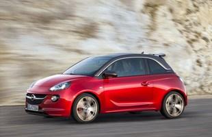 Opel Adam S. Ze sportowym zacięciem