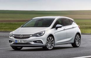 Opel Astra 1.6 BiTurbo CDTI