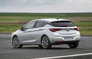 Opel Astra BiTurbo 1.6 TDCI
