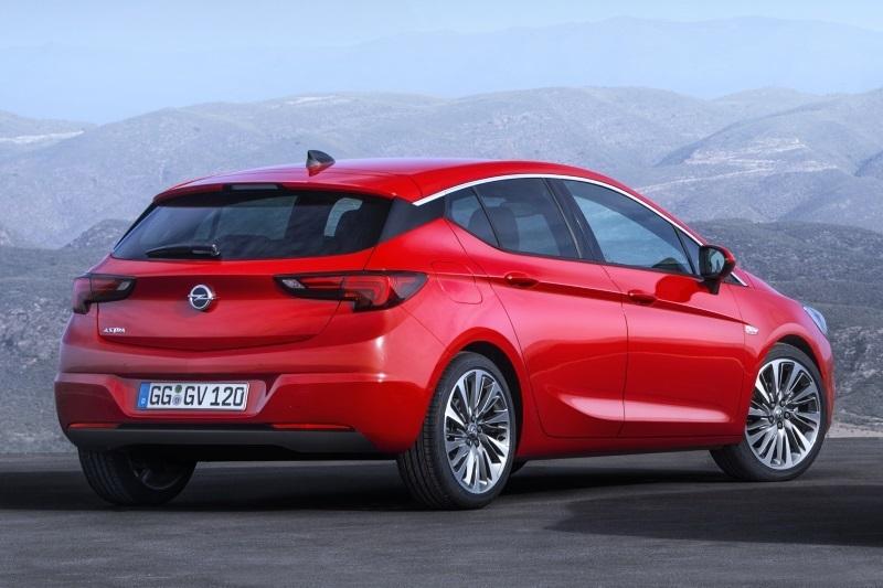 Opel astra europejskim samochodem roku 2016 for Opel astra g interieurfilter