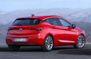 Opel Astra Europejskim Samochodem Roku 2016