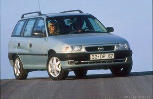 Opel Astra F okiem użytkownika