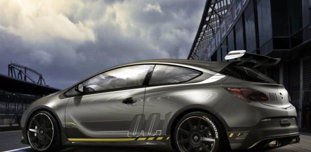 Opel Astra OPC Extreme. Wyjątkowy!