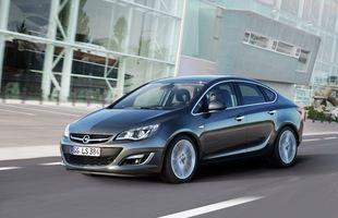 Opel Astra po liftingu. Z mocnym dieslem