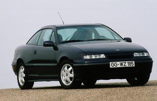 Opel Calibra konczy 25 lat!