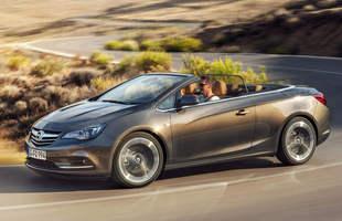 Opel Cascada w pełnej okazałości
