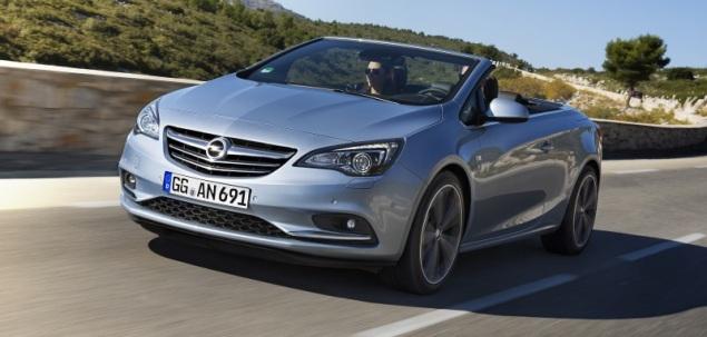 Opel Cascada z nowym silnikiem