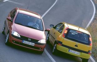 Opel Corsa ma już 30 lat!