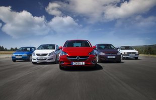 Opel Corsa ma już 32 lata