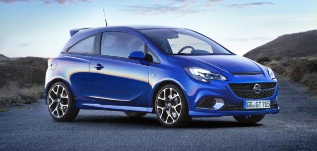 Opel Corsa OPC!