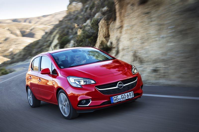 Opel Corsa V generacji!