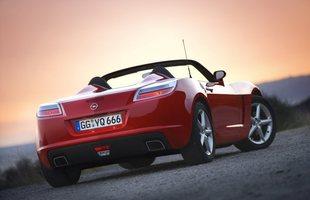 Opel GT ma problem ze stacyjką