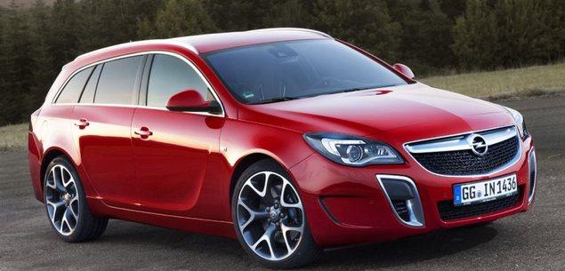 Opel Insignia OPC po liftingu