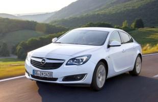 Opel Insignia po zmianach