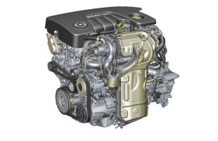 Opel Insignia - silnik 1.6 CDTI