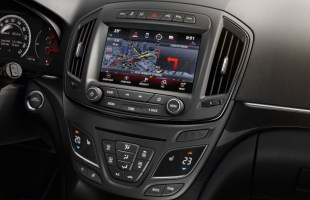 Opel Insignia z systemem Navi 900 IntelliLink